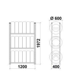 Industrialie-riepu-plaukti-1972-x-1200-x-400-mm-pamatsekcija