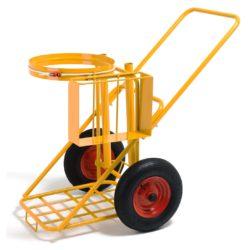 Setnieka apkopejas ratini ST25 250 kg IN57007