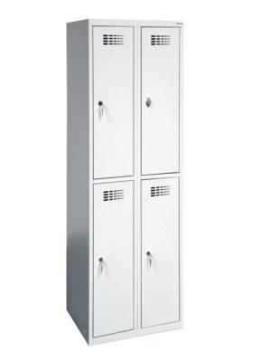 Personīgo-lietu-skapis-SUS-322-W-2-x-300-mm-4-durvis-SusW