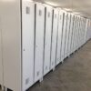 Skapja kaju ramis WCn 421 W 800 mm garderobes skapim
