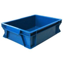 Plastmasas kaste ar vaku-400-x-300-x-120-mm-gludas sienas un pamatne