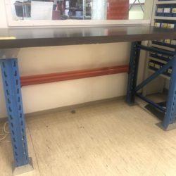 toolaud garaazi metall jalad vineeri plaat 45mm paksuses st kasutatud jalad 82702