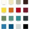 RAL standarta krāsas
