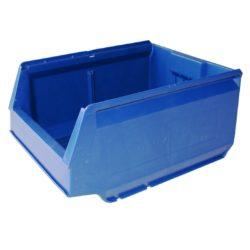 9067 - Plastmasas kaste 300 x 230 x 150 mm, 8,0 L, zila