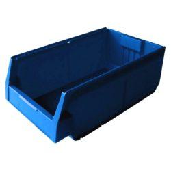 9068 - Plastmasas kaste 400 x 230 x 150 mm 11 L zila