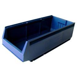 9069 - Plastmasas kaste 500 x 230 x 150 mm 14 L, zila