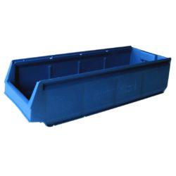 9070 - Plastmasas kaste 600 x 230 x 150 mm 17,0 L zila