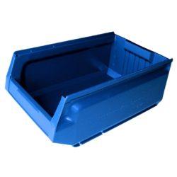 9071 - Plastmasas kaste 500 x 310 x 200 mm, 25,0 L, zila