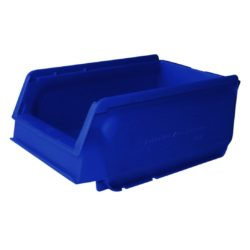 9075 - Plastmasas kaste 170 x 105 x 75 mm 1,0 L, zila