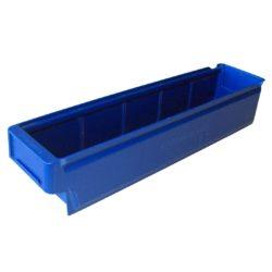 9121 - Plastmasas kaste 500 x 115 x 100 mm 4,4 L zila