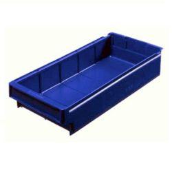 9123- Plastmasas kaste 500 x 230 x 100 mm 8,7 L zila