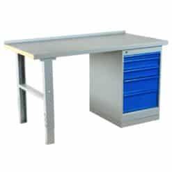 Darba galdi un atvilktņu bloki