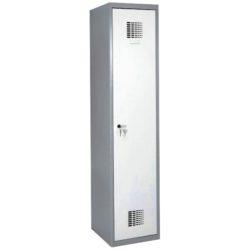 Garderobes skapis SUM 410 W, 1 x 400 mm, 500 x 1800 x 0,5 mm PL114050