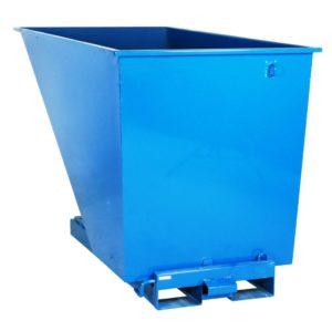 Izgazams metala konteiners Tippo 1600 zils