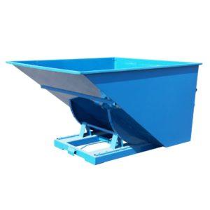 Izgazams-metala-konteiners-Tippo-2500-zils