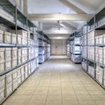 industrialie plaukti arhiva telpam dokumentu glabasanai