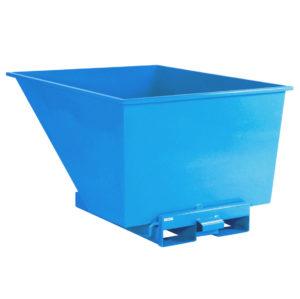 izgazams metala konteiners Tippo 900 zils IN10090