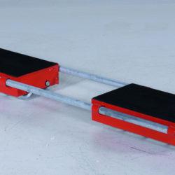Platuma regulejami parvietosanas platformu ratini CM240-N CM240-S