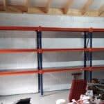 garaza tulit bus kartiba universalie plaukti 500 mm dziluma