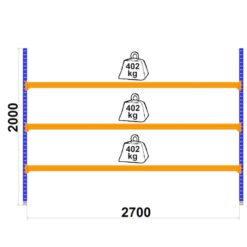 LongSpan-2700-x-800-x-2000-mm-pamatsekcija