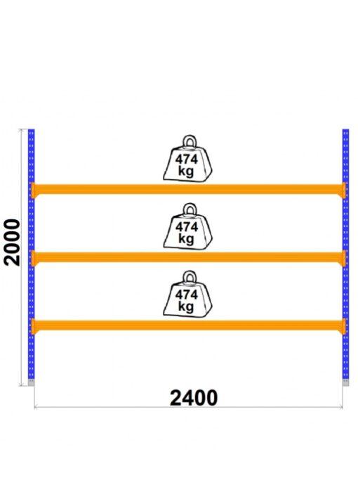 Universalais-plaukts-Longspan-2400-x-800-x-H2000-43791